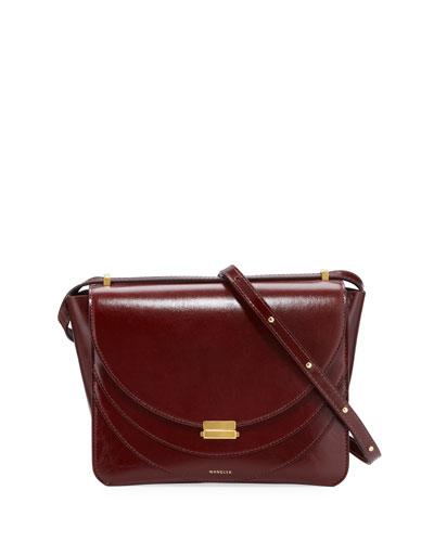 Luna Smooth Shoulder Bag