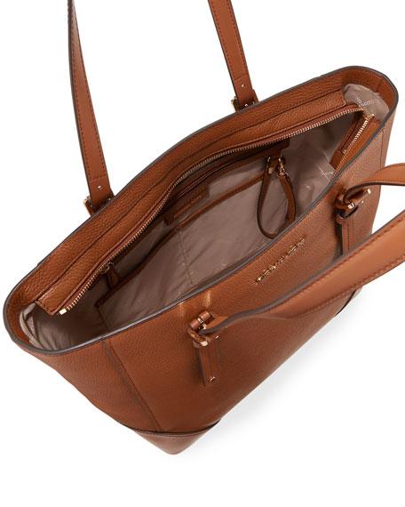 MICHAEL Michael Kors Aria Large Pebble Leather Tote Bag