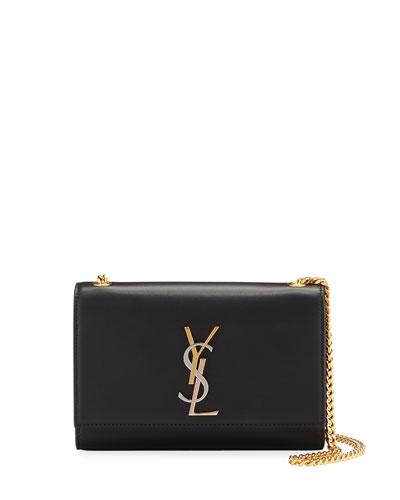 Kate Small Tricolor YSL Crossbody Bag