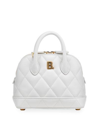Ville XXS AJ Quilted Top Handle Bag