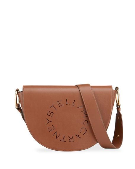 Stella McCartney Eco Soft Flap Shoulder Bag