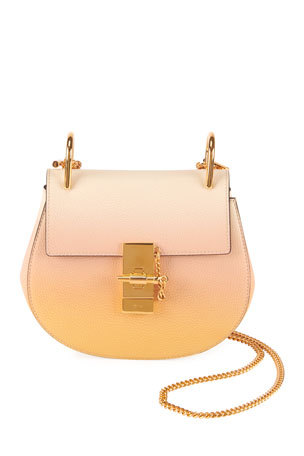 Chloe Drew Mini Shading Shoulder Bag
