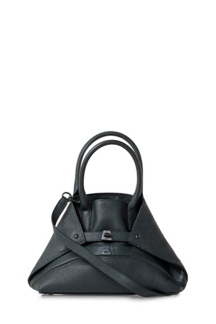 Akris Aicon Little Top Handle Tote Bag