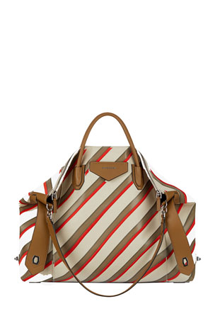 Givenchy Antigona Large Soft Canvas Bag