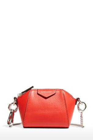 Givenchy Antigona Baby Satchel Bag