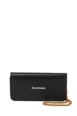 Balenciaga Everyday Continental Wallet-On-Chain