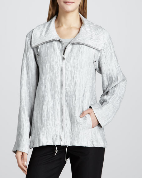 Gilda Drawstring Jacket