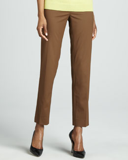 Lafayette 148 New York Italian Stretch Astor Pants