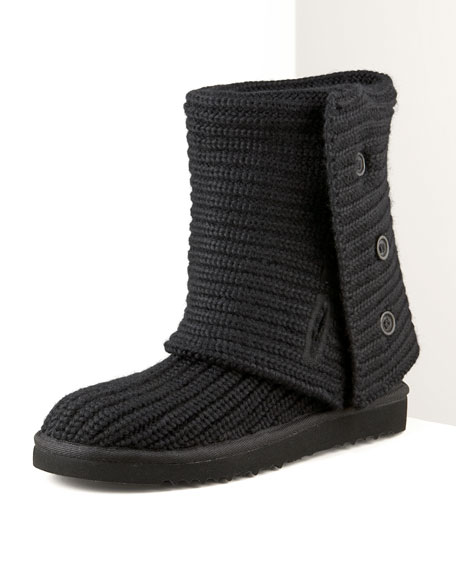UGG Australia Crocheted Classic Shearling Boot