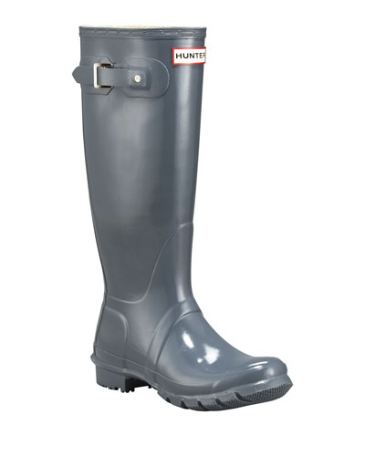 Hunter Boot Tall Gloss Boot