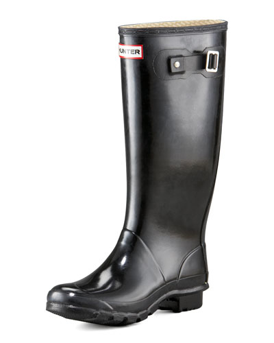 Hunter Boot Huntress Gloss Welly