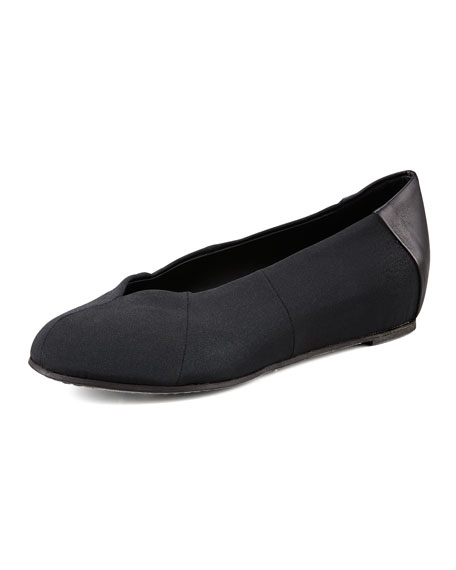 Eileen Fisher STRETCH GROSGRAIN BALLET