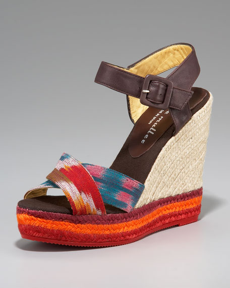 Bettye Muller Colorblock Espadrille