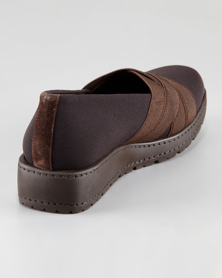 Gorethru Elastic-Strap Loafer