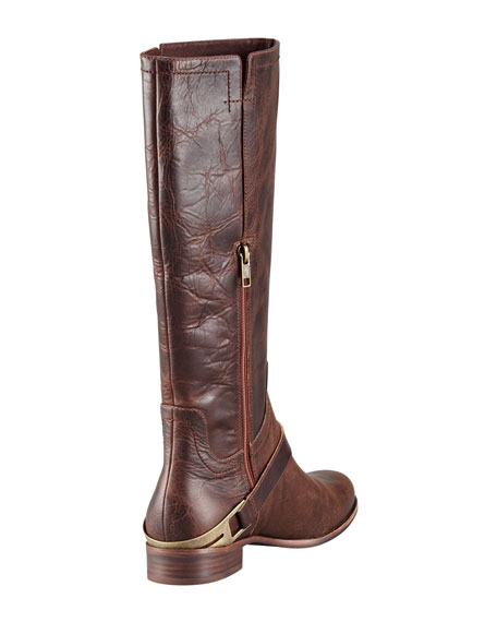 Channing II Leather Riding Boot