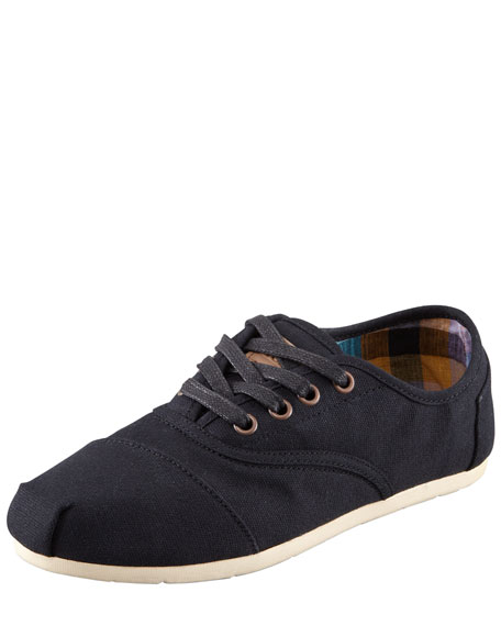 Basic Cordones Oxford, Black