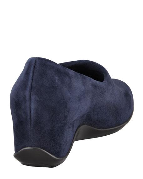 Violetta Weatherproof Stretch Suede Shoe Bootie