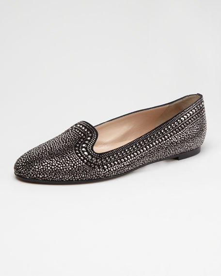 Studded Belgian Loafer