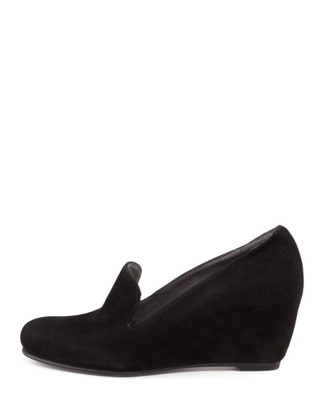 Arise Loafer Wedge Pump