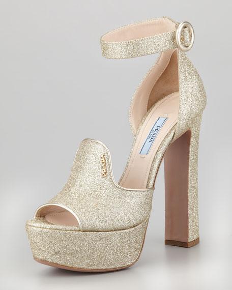 Stardust Glitter Sandal