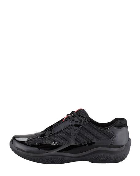 Sport Sneaker, Black