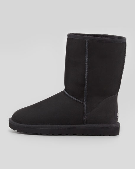 Classic Short Boot, Black