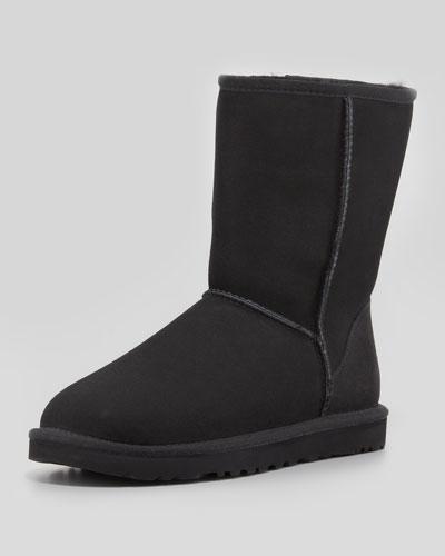 UGG Australia Classic Short Boot, Black
