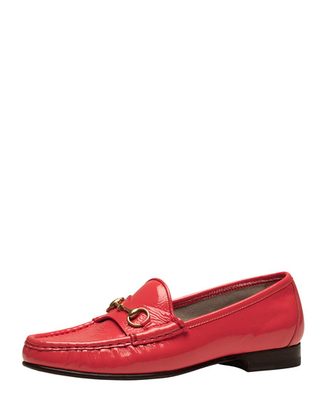 60th Anniversary Bit Patent Loafer, Begonia Pink