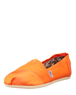 TOMS Grosgrain Slip-On, Orange