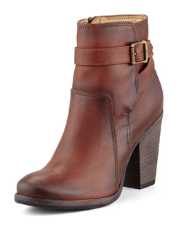 Frye Patty Riding Bootie, Redwood