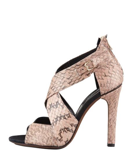 Fayln Crisscross Snake Sandal