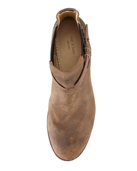 Rag & Bone Durham Chelsea Boot, Brown