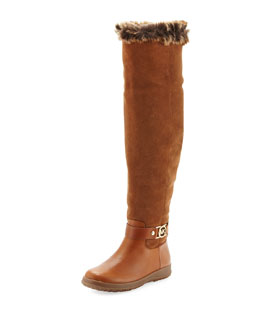 MICHAEL Michael Kors Alora Winter Knee Boot