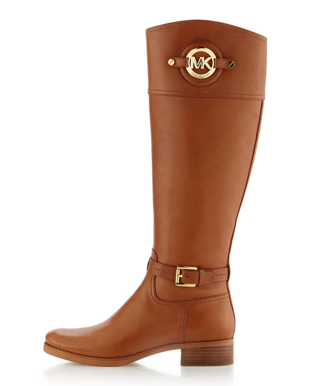 MICHAEL Michael Kors Stockard Leather