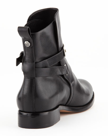 Amaya Leather Ankle Boot