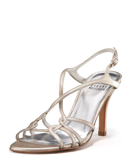 Strappy Slingback Sandal