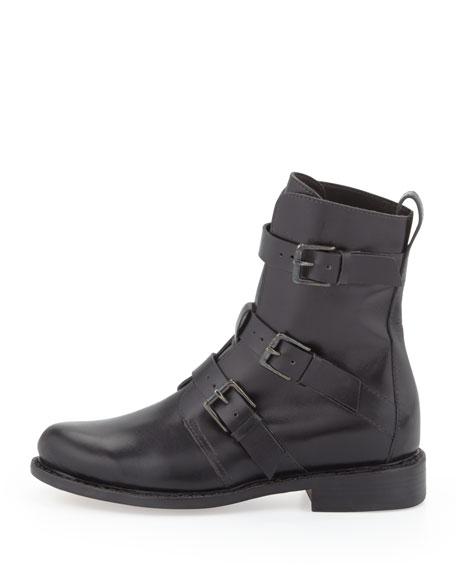 Hudson Moto Ankle Boot