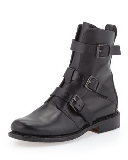 Rag & Bone Hudson Moto Ankle Boot