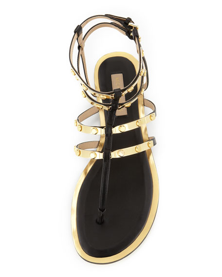 Hollie Studded Strappy Sandal