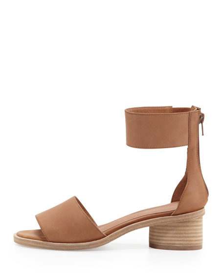 Borgia Ankle-Band Sandal