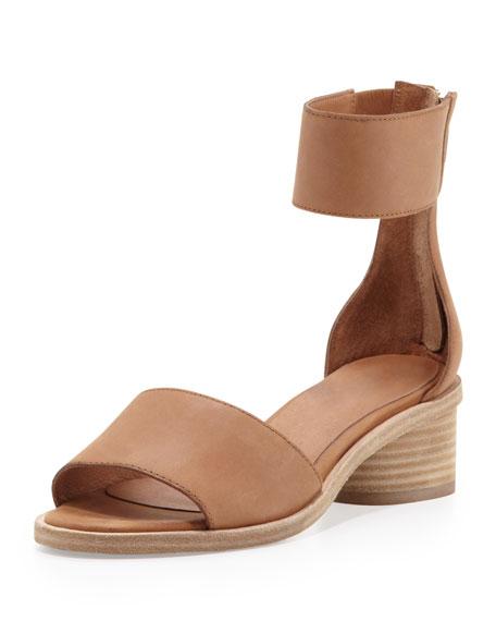 Borgia Ankle-Band Sandal