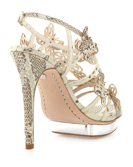 Maria Butterfly Slingback Sandal
