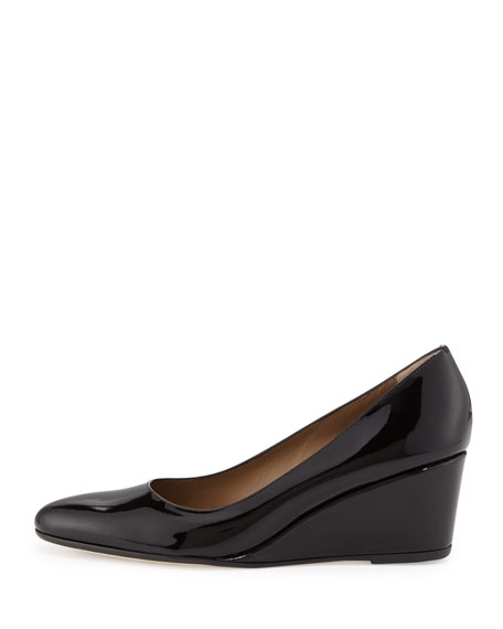Kelly Patent Wedge Pump, Black