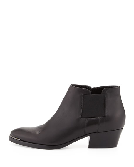 Fetch Suede Ankle Boot