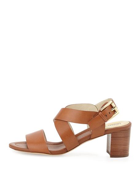 Maria Leather City Sandal