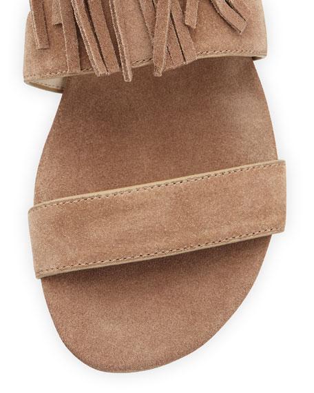 Billy Studded Fringe Sandal