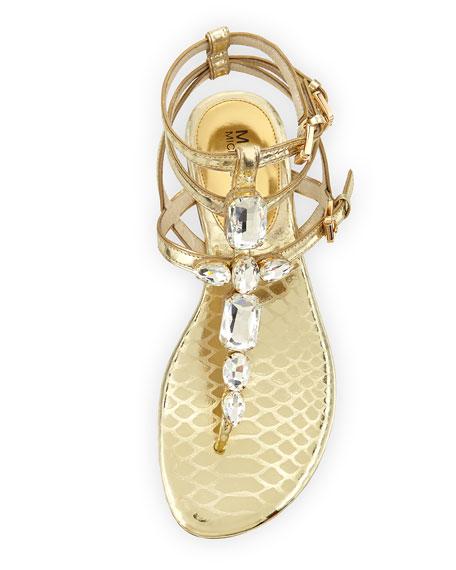 Jayden Jeweled Sandal
