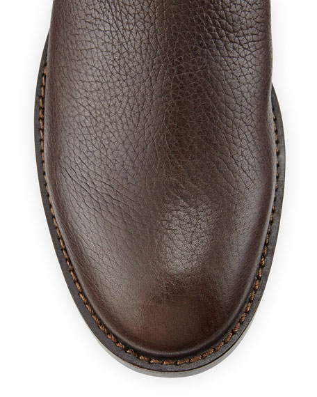 Marlene Leather Riding Boot