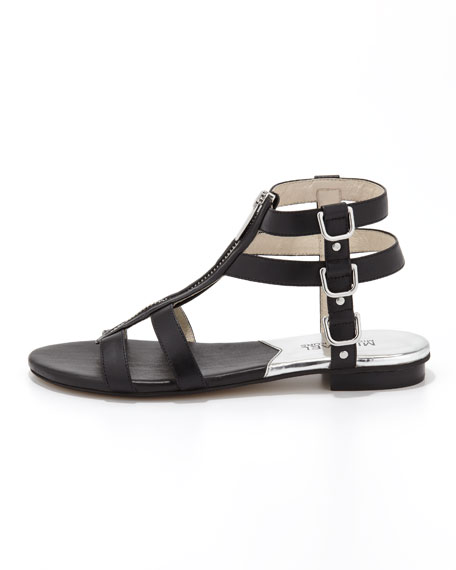 Kennedy Flat Gladiator Sandal