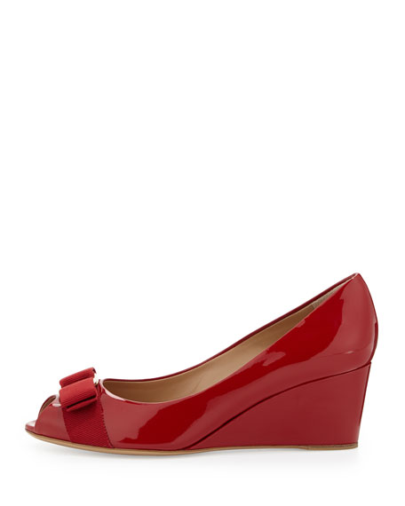 Mid-Wedge Pump, Rosso
